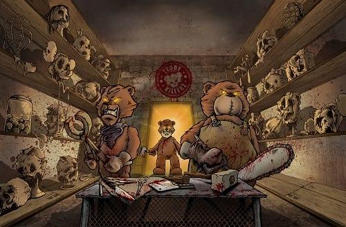 Teddy Killerz 2