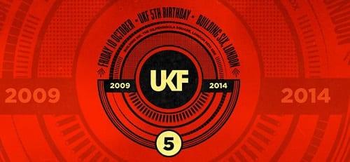 UKF-fifth-birthday-mixes