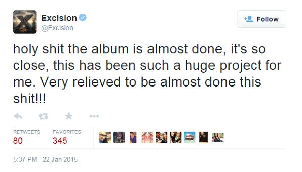 excision album 2