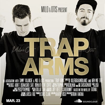 milo & otis - trap arms
