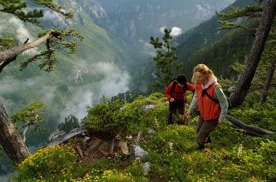 North Hiking