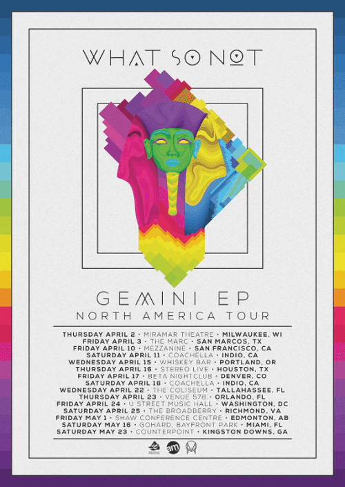 what so not tour