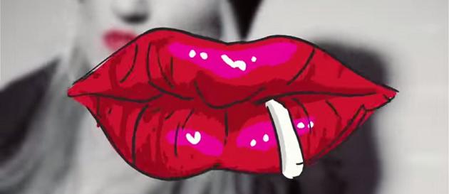 red lips skrillex remix