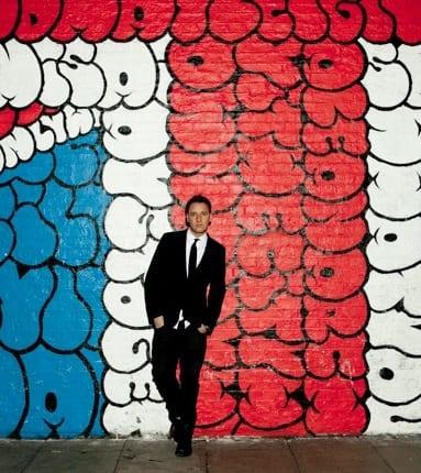 ADAMF- 1 Suit UK wall
