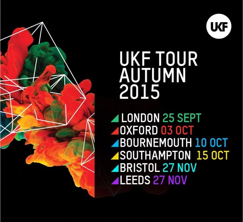 Ukf tour autumn 2015 ukf for Soil tour dates 2015
