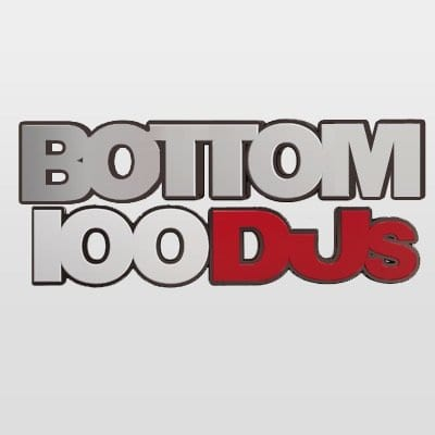 bottom 100 djs
