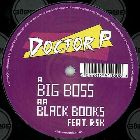 doctor p big boss