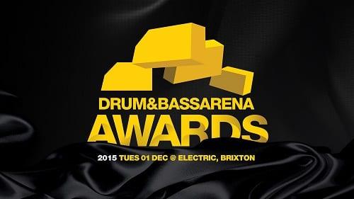 drum&bassarena awards 2015