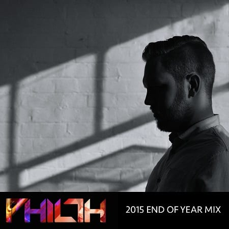 Philth 2015 End of Year Mix ARTWORK
